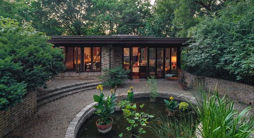 A Handsome Frank Lloyd Wright Home in Kansas City Asks $1.7M