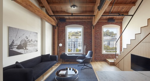 Top 5 Homes of the Week That Celebrate Loft Living