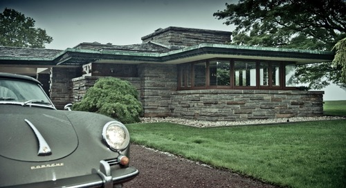Marc Jacobs Buys a Frank Lloyd Wright Home in New York For $9.17M