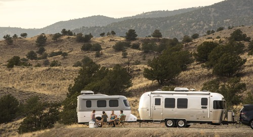 Airstream Launches an On-Trend E-Commerce Shop For Young Campers