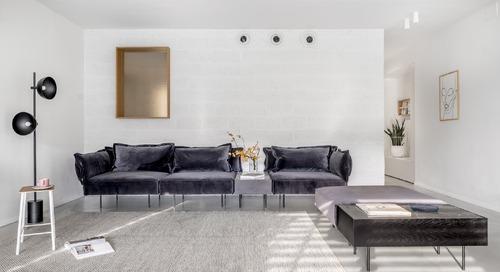 The M apartment