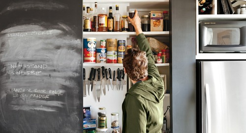 Here's What You 100-Percent Need in Your Pantry According to Bobby Berk