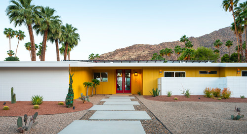 A Rare Palm Springs Alexander Seeks a New Owner For $2M