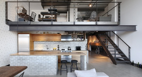 Top 5 Homes of the Week That Bring Lofts to New Heights
