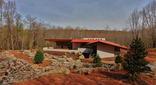 After a Thousand-Mile Journey, Frank Lloyd Wright's Mäntylä House Opens to Overnight Guests