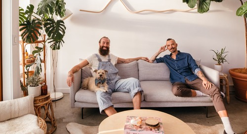 My House: A Creative Couple's Live/Work Loft Is Full of Sunny, Southwestern Vibes