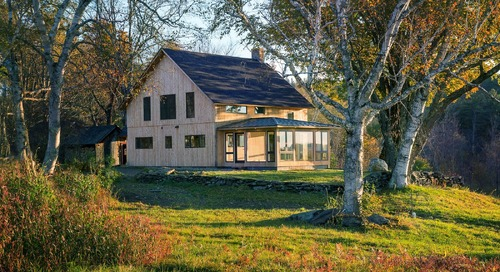 Top 5 Converted Barns and Farmhouses That Celebrate Their Rural Roots