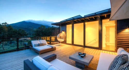 Governor Gavin Newsom's Midcentury Modern Home Hits the Market For $5.7M