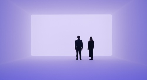 Take a First Look Inside James Turrell's Awe-Inspiring New Exhibition