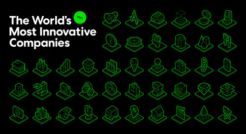 The World's Most Innovative Companies 2021