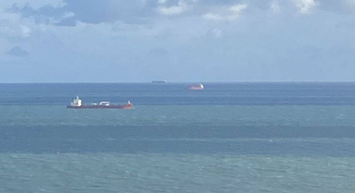 Seven detained and oil tanker incident near Isle of Wight now over - reports - LBC