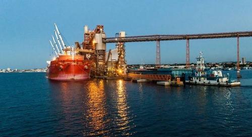 "BIMCO: ""Soya Bean Bonanza,"" US Exports Strongest In - MarineLink"