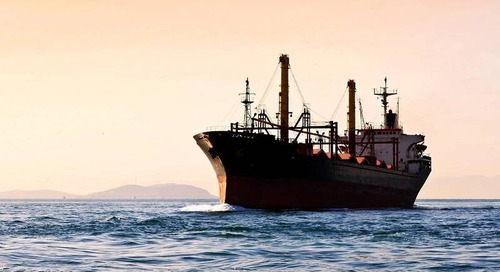 Higher Panamax Rates Prop Up Baltic Index
