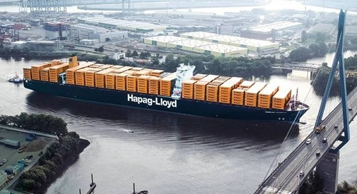 Hapag-Lloyd Slashes 2018 Profit Outlook