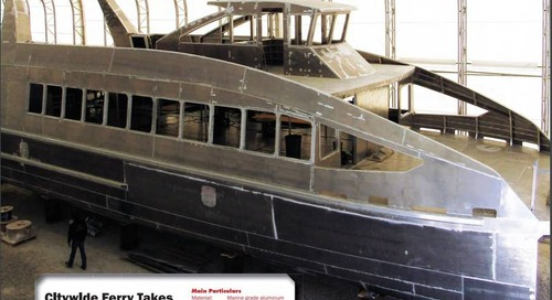 Zaitoun Green Shipping Forms Consortium for New Maritime Model
