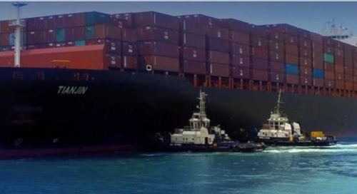 ZIM Improves its Cross-Atlantic Services