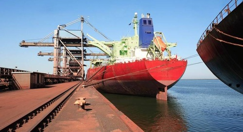 Dry Bulk Rates Edging Higher