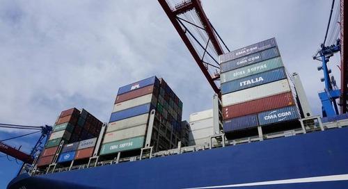 CMA CGM Estimates Low-sulphur Rule Will Cost $160 Per Container