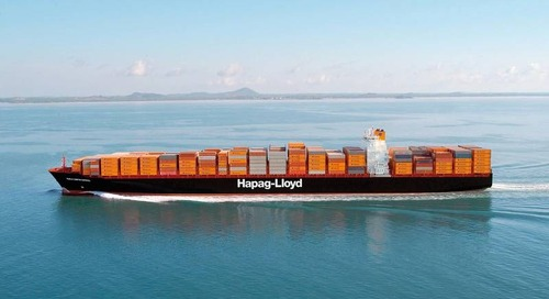 Hapag-Lloyd Deepens Cost Cut Drive after H1 Loss Widens