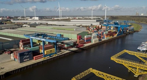 Oosterhout Container Terminal Joins West-Brabant Corridor