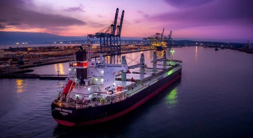 Higher Vessel Rates Lift Baltic Index