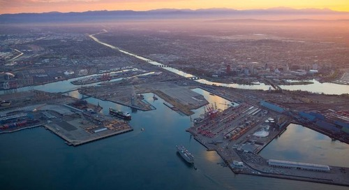 Ports Seeking Tech to Cut Vessels' Emissions at Berth