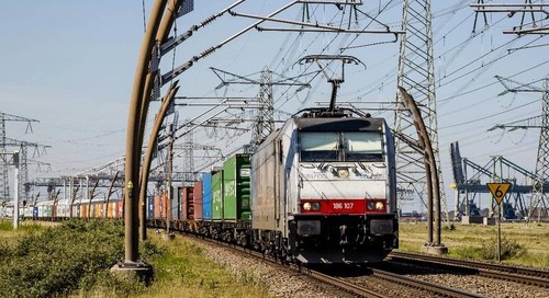 New Boost for Dutch Rail Freight Transport