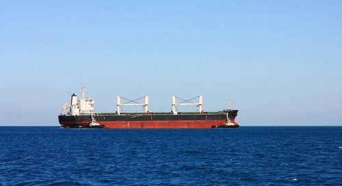 Panamax Props Up Baltic Index