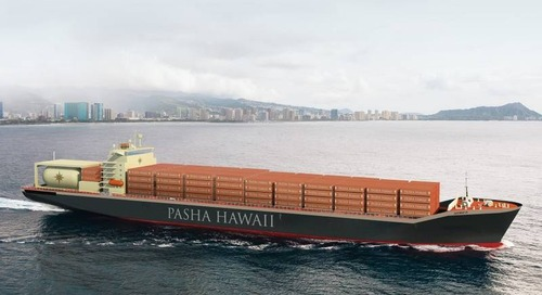 MAN to Deliver Propulsion for Pasha's LNG Containerships