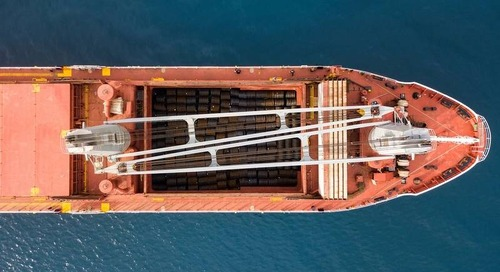 Baltic Index Up for Second Session on Firmer Vessel Rates