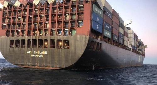 Container Losses in the Rolling Seas - MarineLink