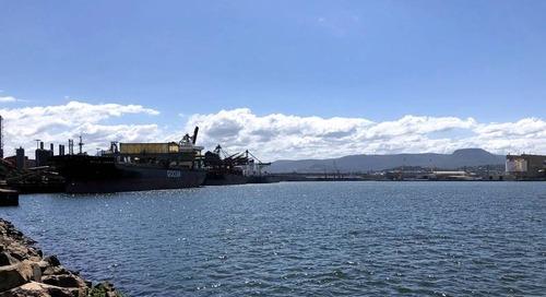 ITF Exposes Wage Theft on BlueScope Ship - Maritime Logistics News
