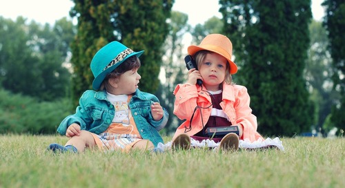 Why you need to talk, talk, talk to young children