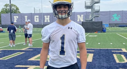Notre Dame Impressed By Texas Safety; Will An Offer Come?
