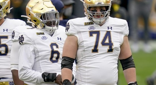 Notre Dame Mock Draft Buzz: Eight Irish Players In Full Seven-Rounder