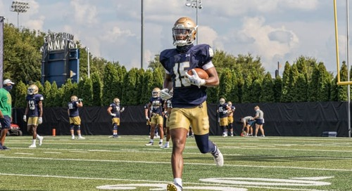 Transfer Tracker: 11 Notre Dame Players Have Entered Portal Since January