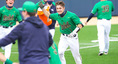 3-2-1: Notre Dame Baseball Observations, Questions  Prediction