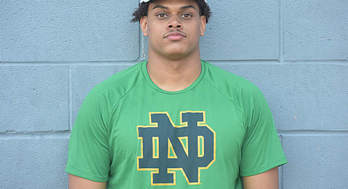 Commit Impact: What Landing Holden Staes Means For Notre Dame Football