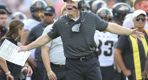 Three things to know about Purdue, Notre Dame's Week 3 opponent