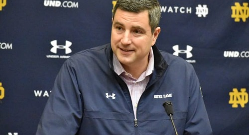 Lucky Charms: Notre Dame Coaches Active On Recruiting Trail