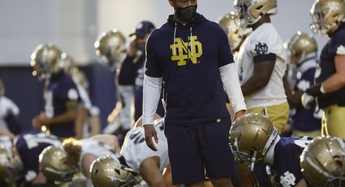 New FutureCast Pick For Notre Dame Football