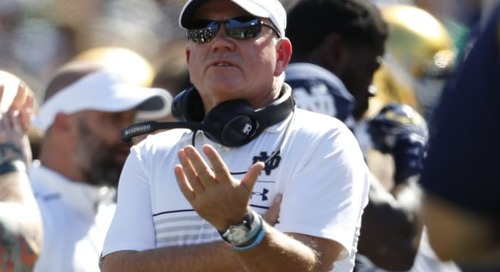 Injuries continue to ravage Notre Dame football two weeks into 2021 season