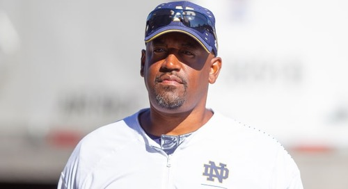 Lucky Charms: Big Notre Dame Wide Receiver Nuggets
