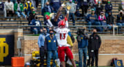 Notre Dame-Louisville: On Paper Revisited