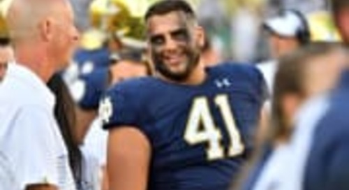 Notre Dame 2021 Scholarship Overview: Defensive Line