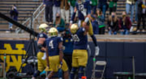 Six PFF Observations From Notre Dame Versus Louisville