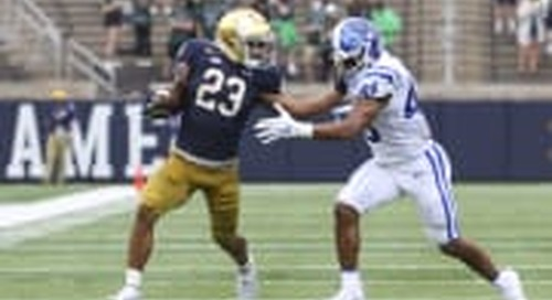 GameDay Central: Notre Dame Fighting Irish vs. Pittsburgh Panthers