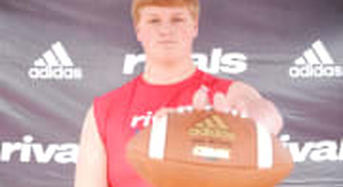 Four-Star OL Sexton Provides Update On Notre Dame, Recruitment