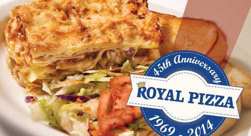 Royal Pizza Catering