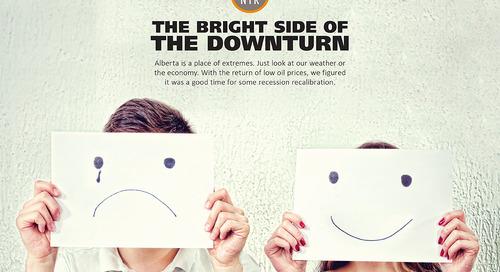 Alberta's Bright Side of The Downturn Calendar